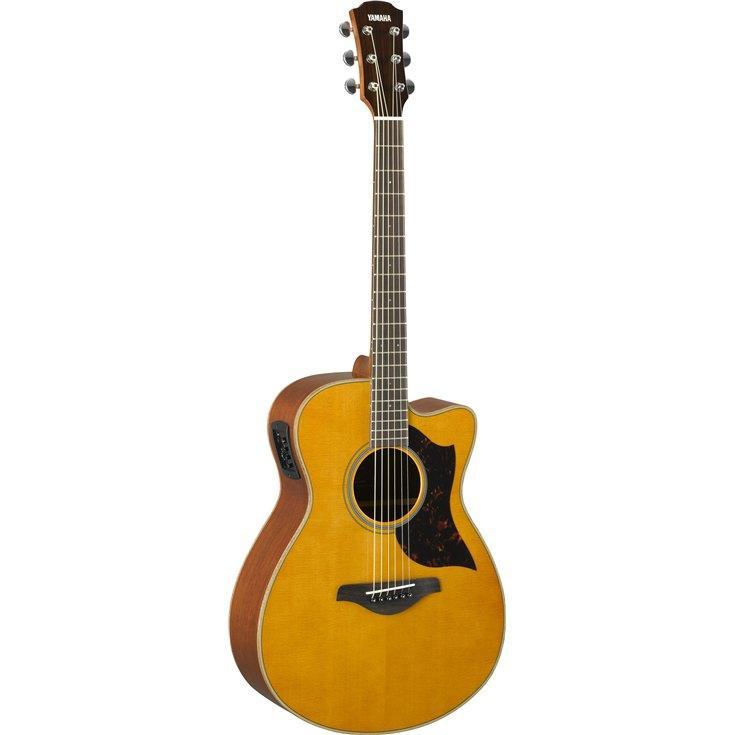 Yamaha Acoustic Guitar AC1R Gitar accoustic guitar acoustic Music instrument