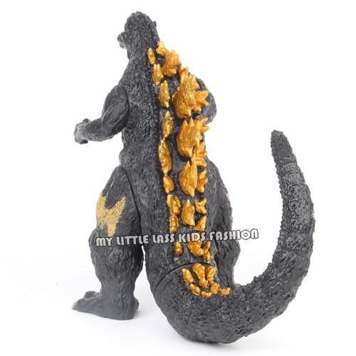 Small Godzilla Crimson Mode Godzilla PVC Action Figure Collectible Model Toy 17CM Height