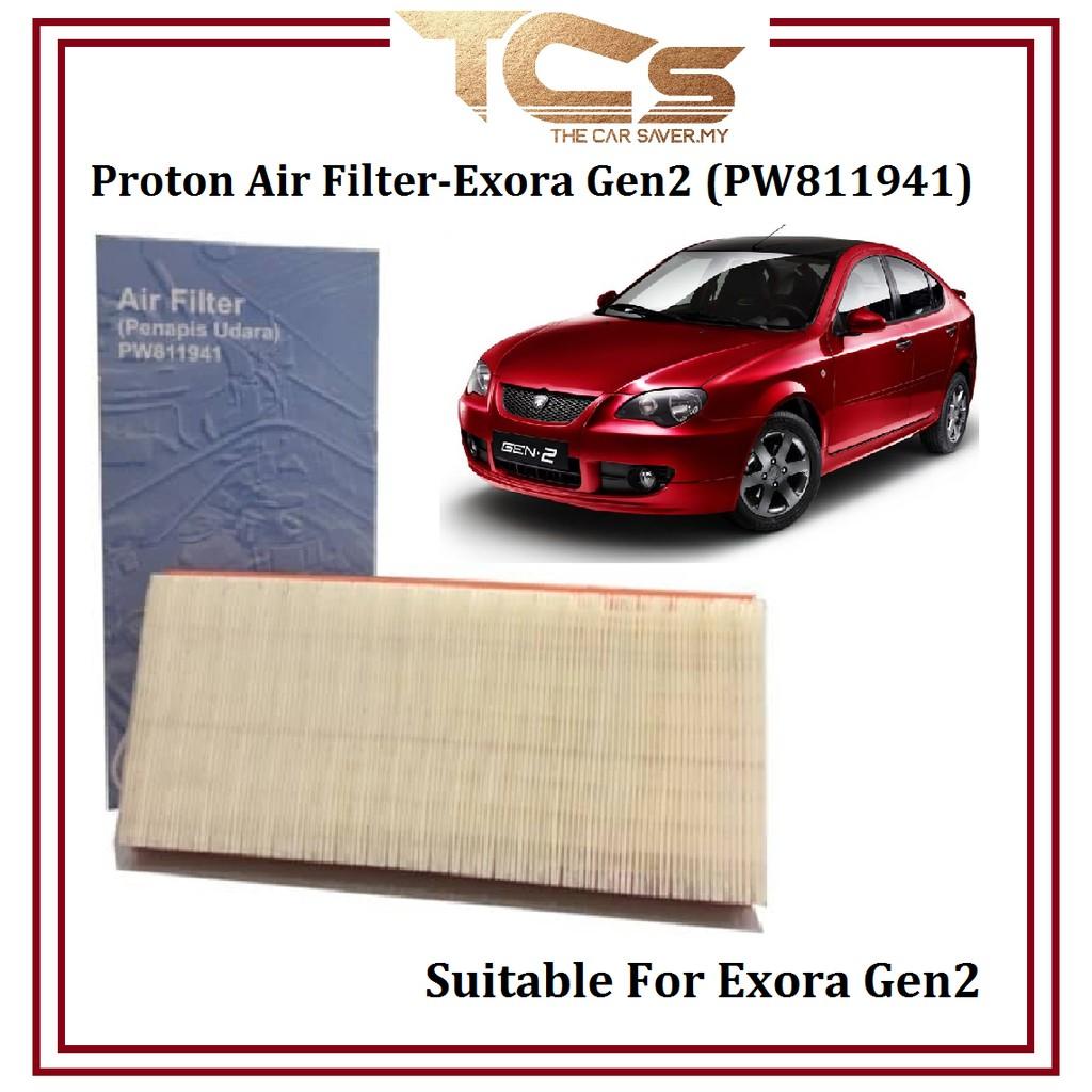 Proton Air Filter-Exora Gen2