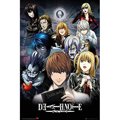 {e-Manga} Death Note vol. 1~12 [End] English/ Indonesian Version [ PDF Only ]