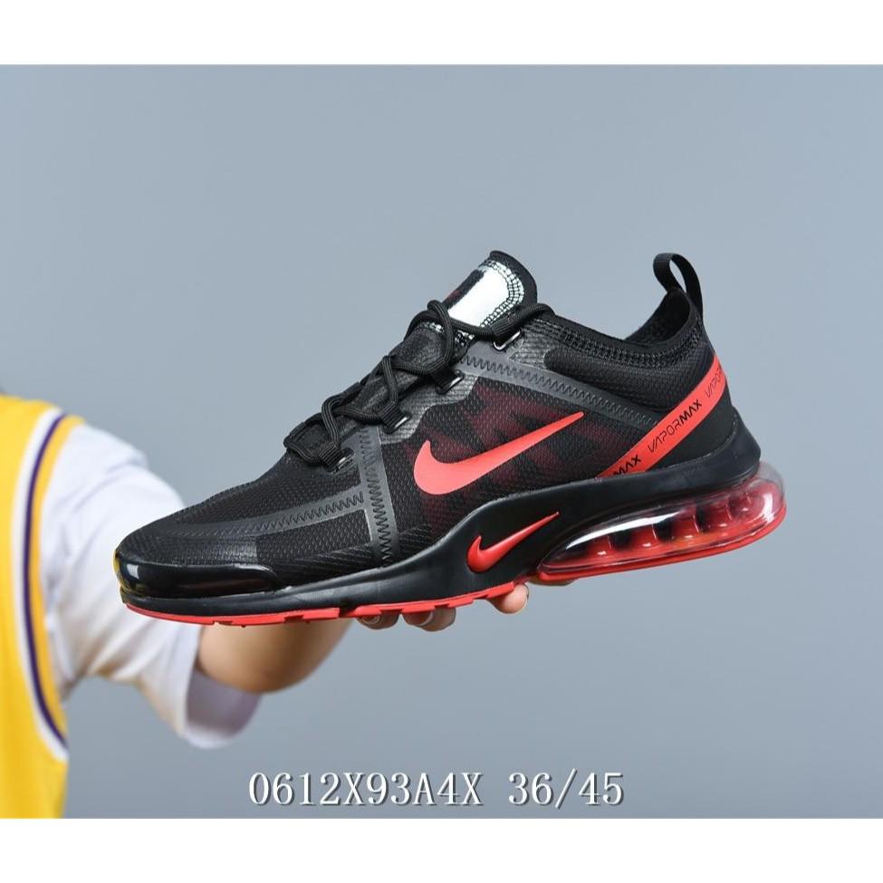 Nike air vapormax transparent mesh breathable sport air cushion running shoes