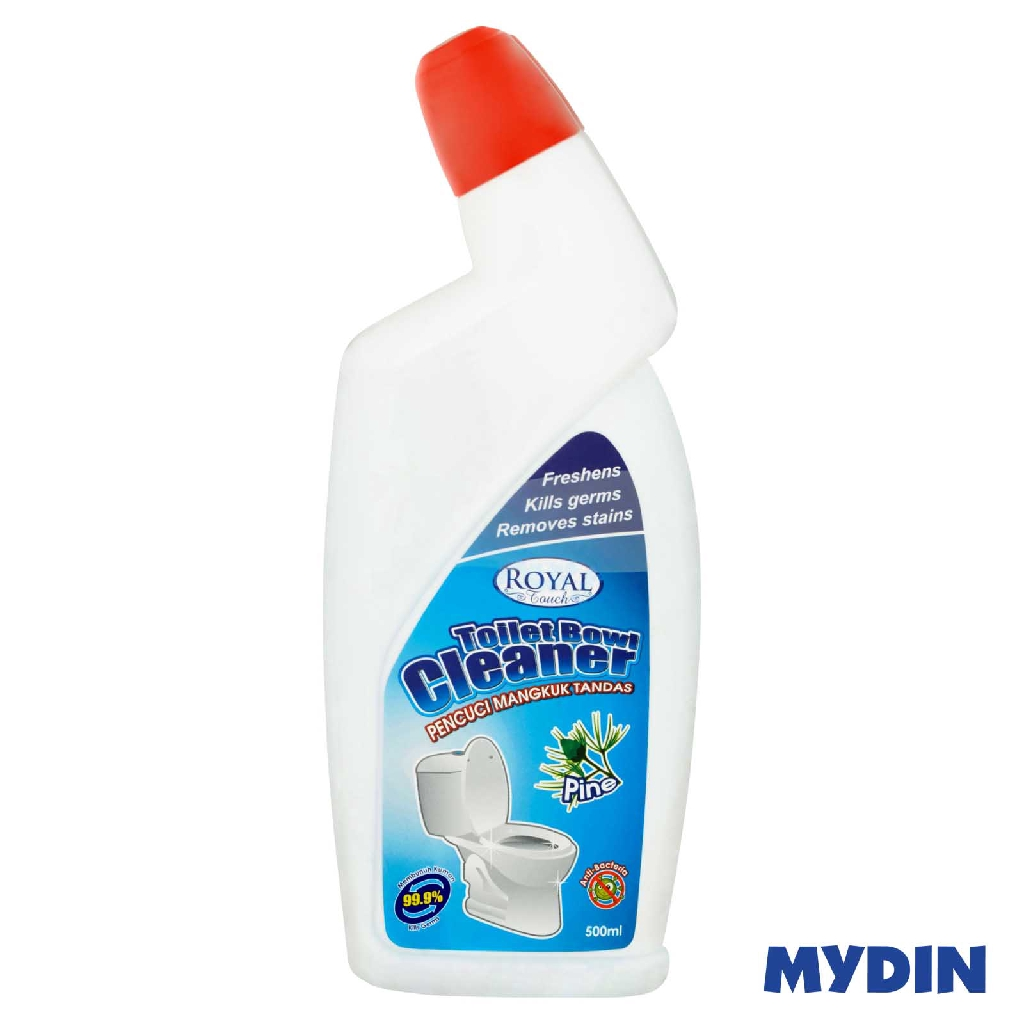 Royal Touch Toilet Bowl Cleaner (2 x 500ml) - 2 Variants