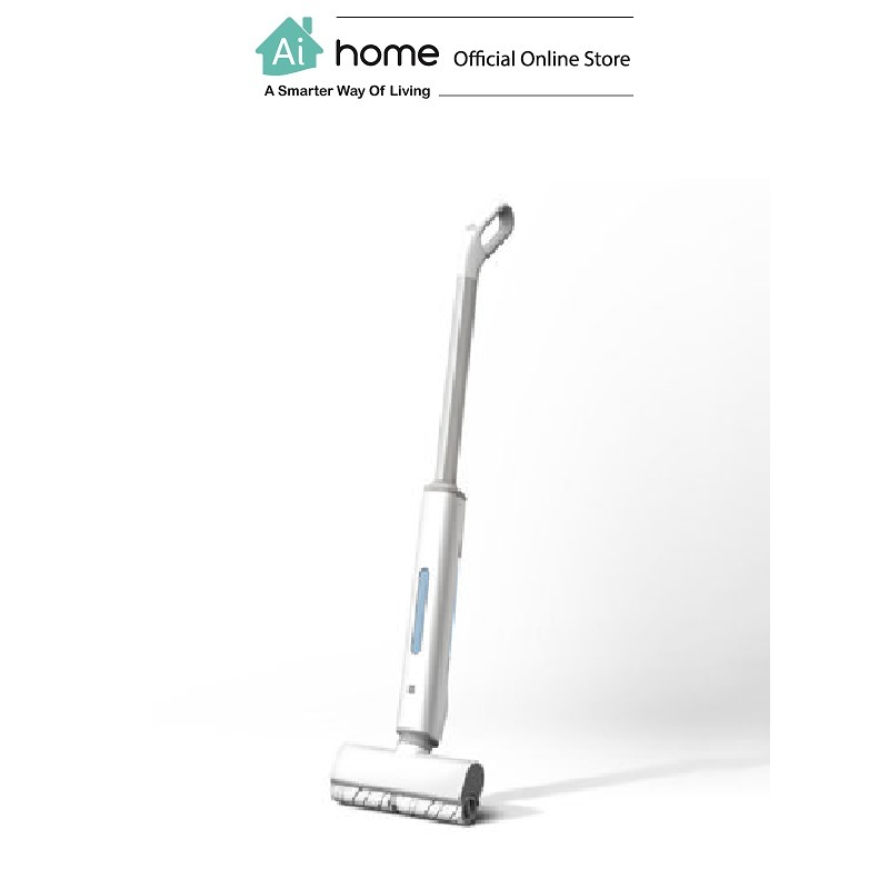 SWDK Wet Electric Mop DD1 (White) with 1 Year Malaysia Warranty [ Ai Home ]