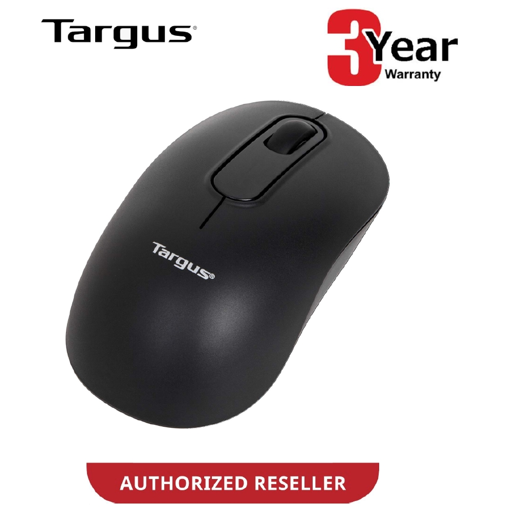 TARGUS MOUSE BLUETOOTH B580 (BLACK)