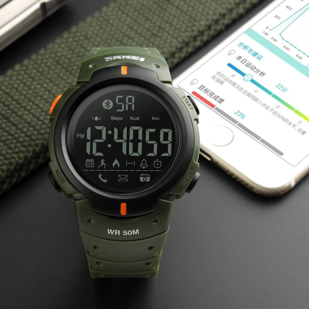 Smart Watch Men Sport Bracelet Calorie Pedometer Fitness Watches Sleep Tracker | Shopee Malaysia