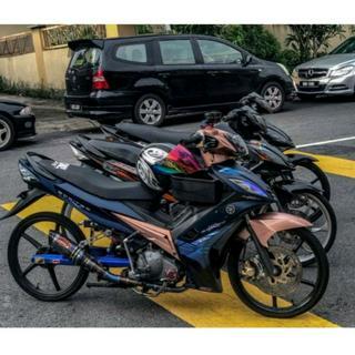 ECU BRT Juken 5 Dual Band Yamaha Y15ZR / MX King | Shopee Malaysia