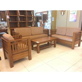 Sofa Kenanga Solid Wood