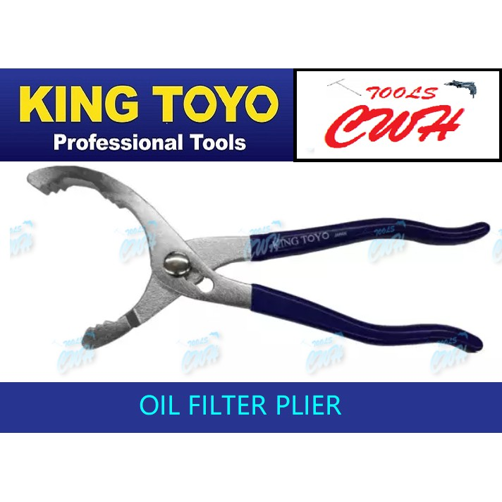 King Toyo Oil Filter Plier        ----------------------------------------------------STANLEY BONDHUS SATAGOOD TOPTUL SA