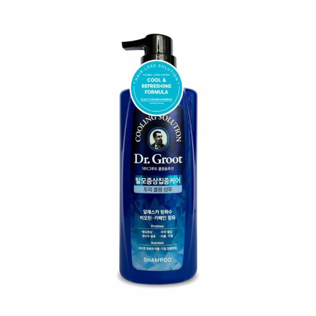 Dr. Groot Hair Loss Control Scalp Cooling Shampoo 400ml   Shopee Malaysia