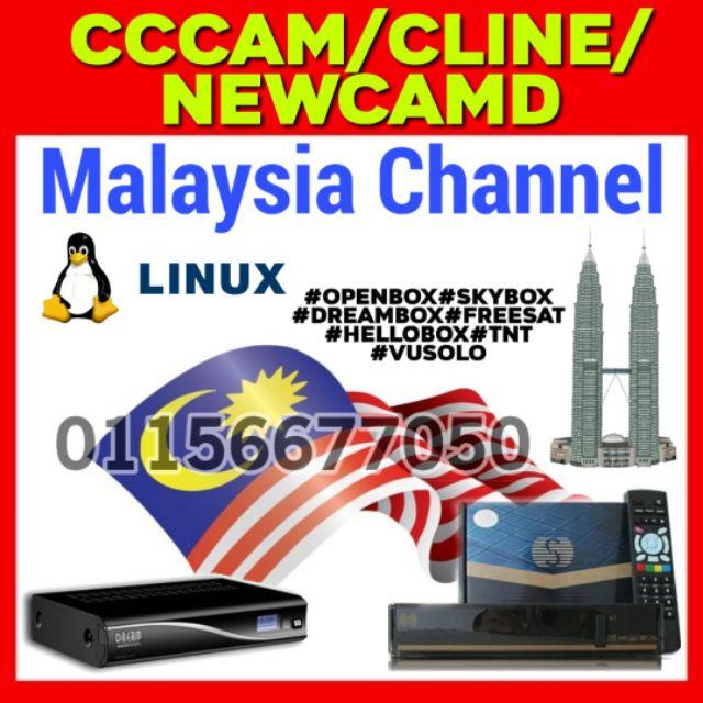 CCCAM CLINE NEWCAMD OSCAM