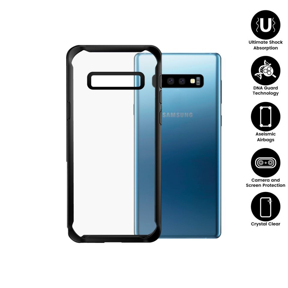 X.One Dropguard 2.0 Galaxy S10, S10+ Plus Case Cover Xone