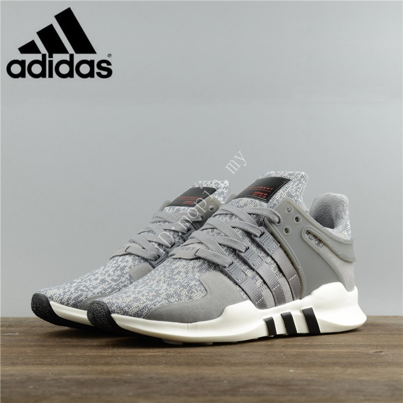 durable modeling search for best competitive price HN Ready Stock New Adidas EQT Support ADV Men Sneakers Mesh Casual Sport  shoes gray
