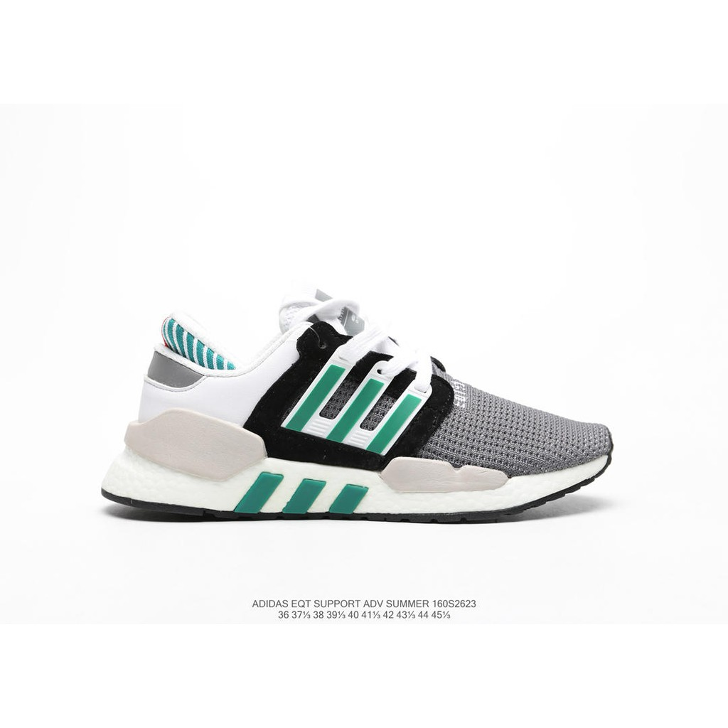 f06903d07 Authentic Adidas EQT Support 91 18 ture boost leisure running shoes ...