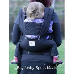 ergobaby sport black