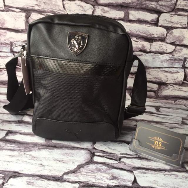 c98c8e1c15b Sling Bag Puma Ferrari | Shopee Malaysia