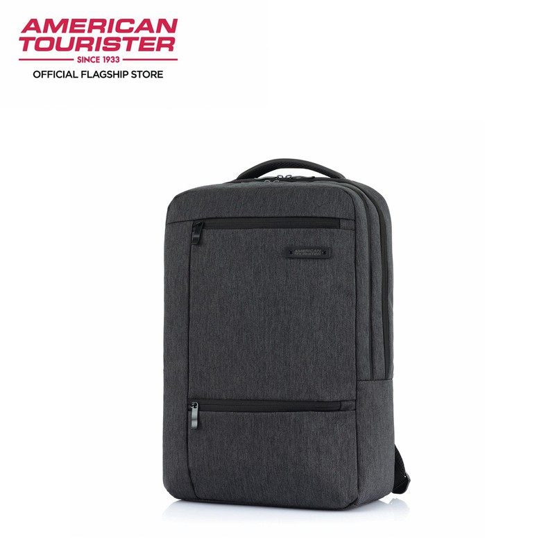 American Tourister-MARION-BACKPACK 1 GREY