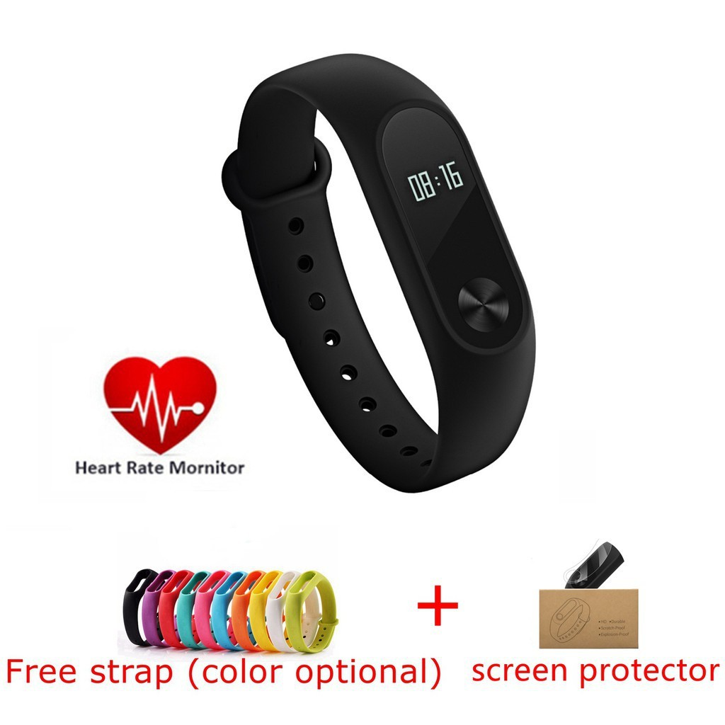 Colorful Silicone Wrist Strap Bracelet For Mi Band 2 Double Color Replacement Watchband Smart Band Accessories For Xiaomi Mi2 To Win Warm Praise From Customers Watchbands