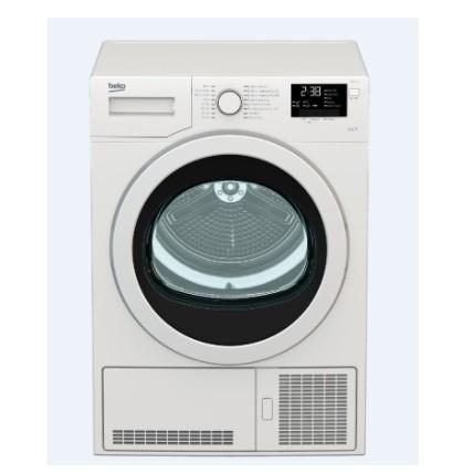 Beko Inverter Condenser Dryer 8KG DCJ83133W