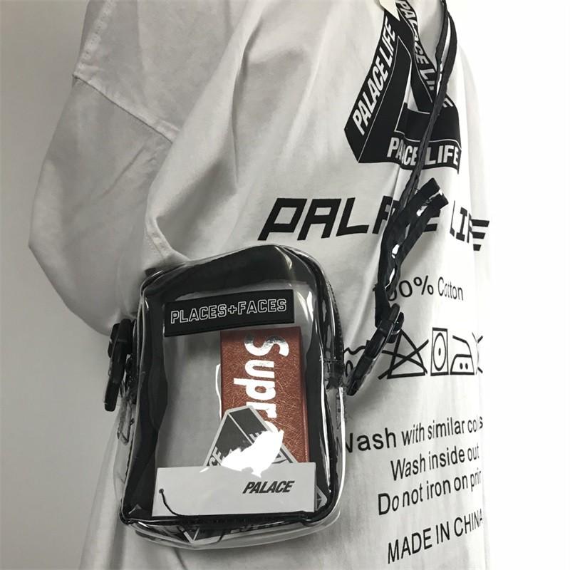b9be8e8d88 [MY READY STOCK] Places + Faces P+F Transparent Bag PVC Shoulder Bag |  Shopee Malaysia