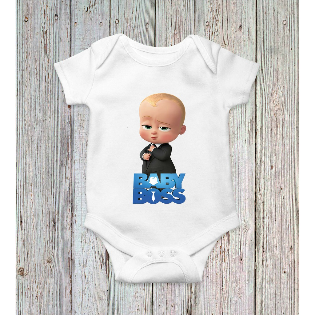 Boss Baby I M The Boss Babysuits Unisex Boys Girls Toddler Kids Shirt One Pieces Gift For Cute Baby
