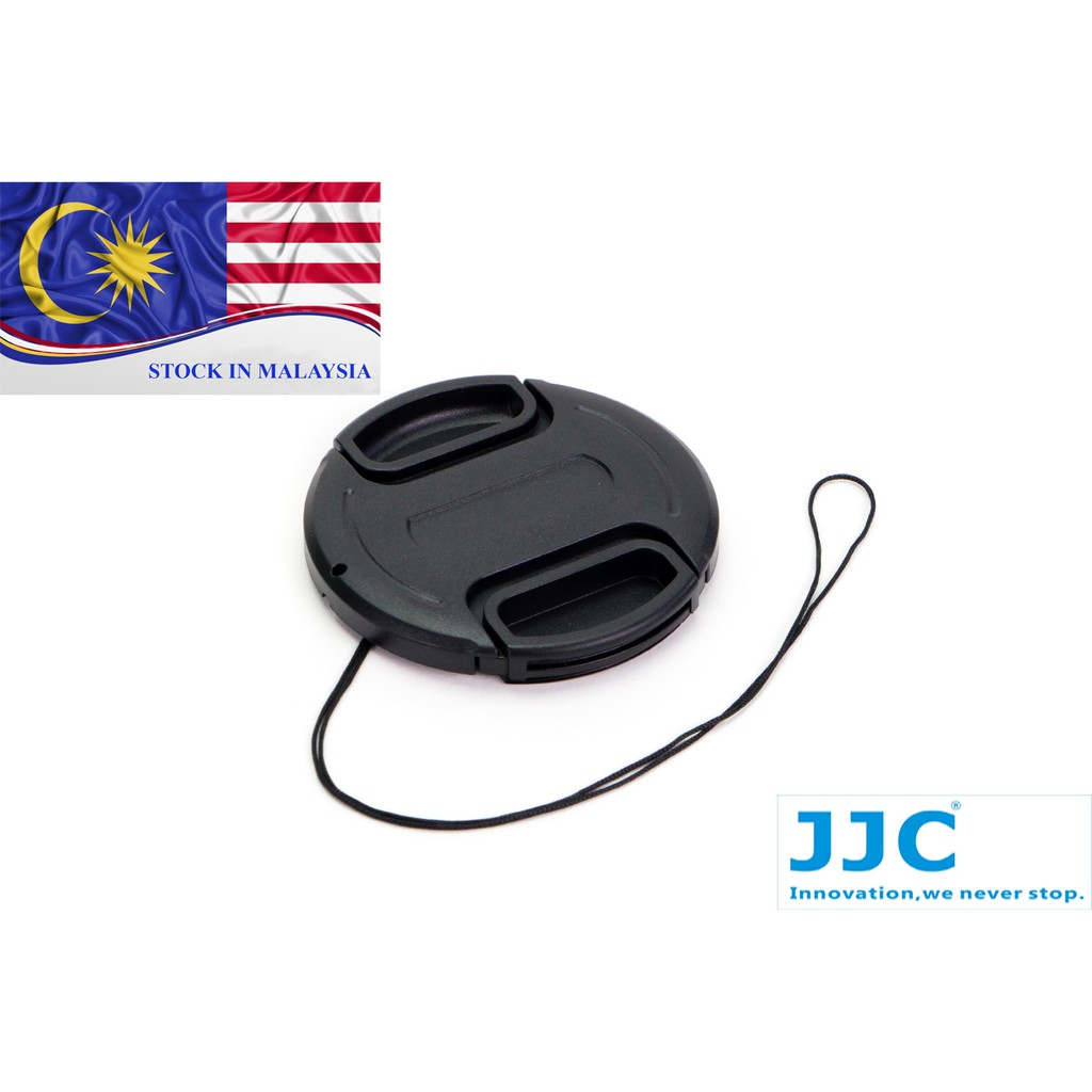 JJC Snap-On Front Lens Cap 43mm (Ready Stock In Malaysia)