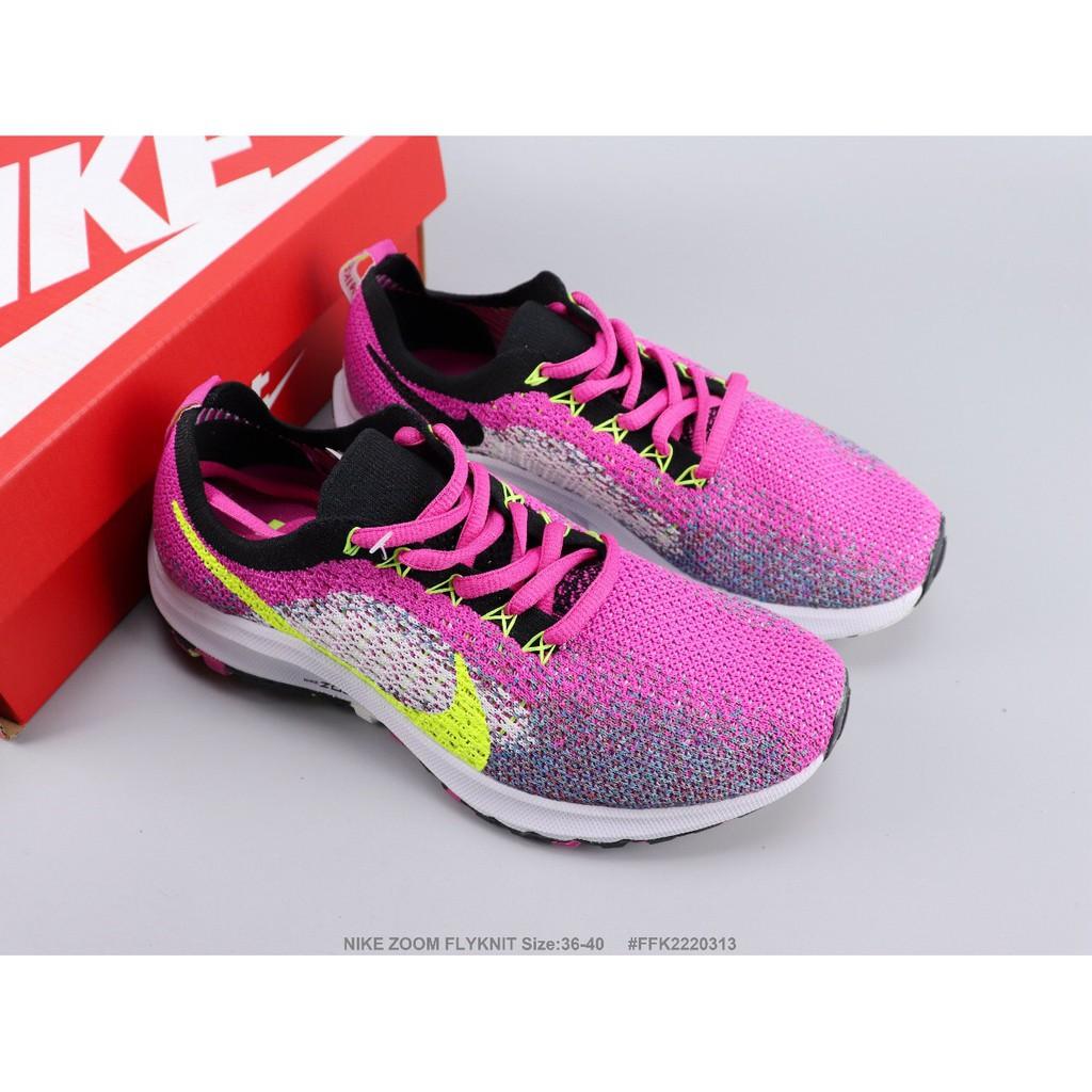 ficción estéreo Restringir  NIKE ZOOM FLYKNIT Women's running shoes | Shopee Malaysia