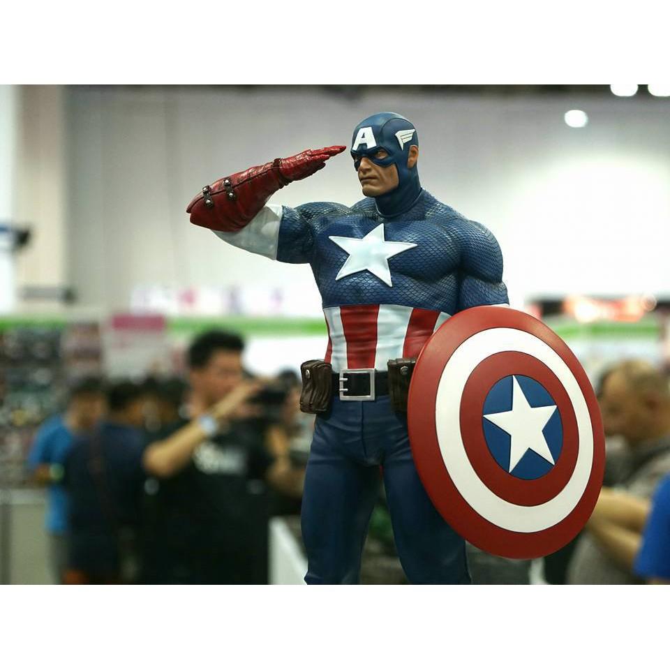 XM Studios Captain America: Sentinel of Liberty