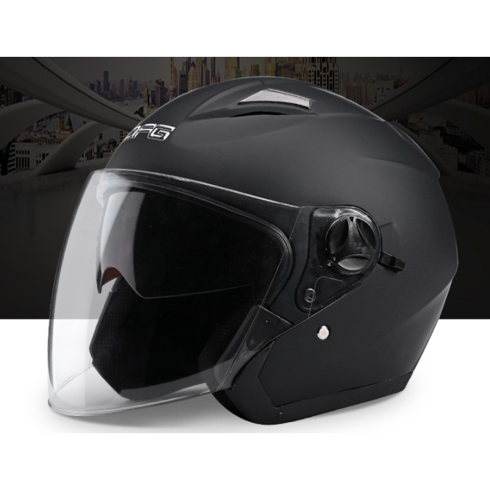 DFG719 MOTOR MOTO HELMET TOPI KELEDER