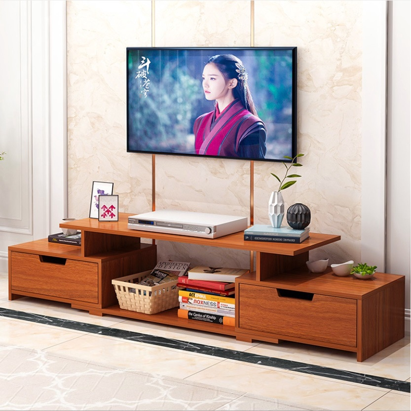 GDeal Modern Living Room Simple And Minimalist TV Storage Cabinet With Drawers