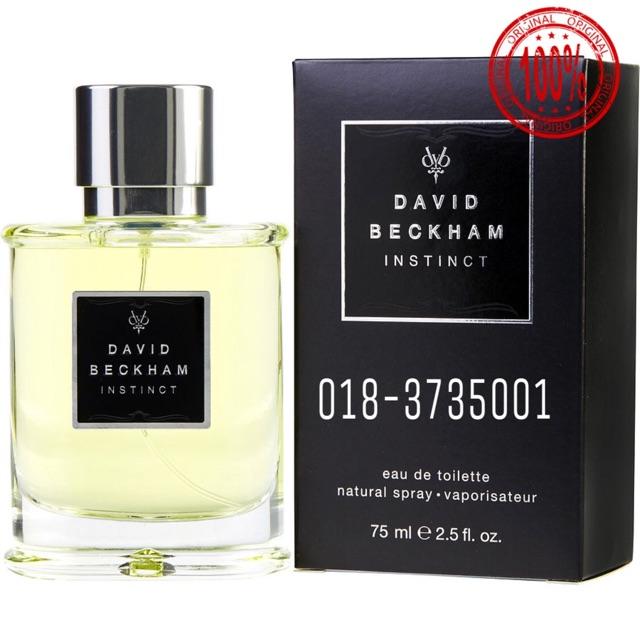 David Beckham Classic Blue Edt 90ml Shopee Malaysia