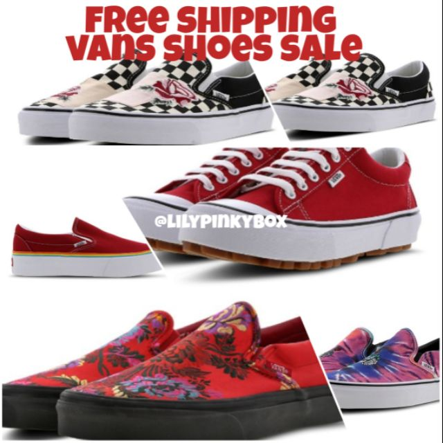 vans shipping to malaysia