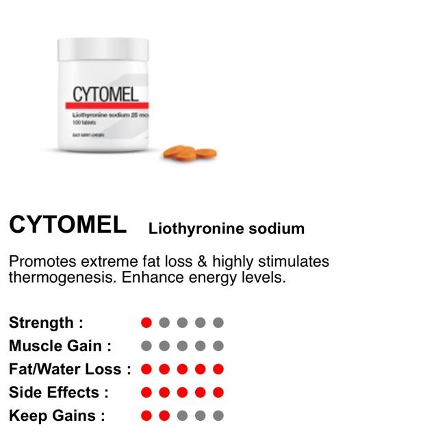 Cytomel Gainz Lab Ubat Kurus