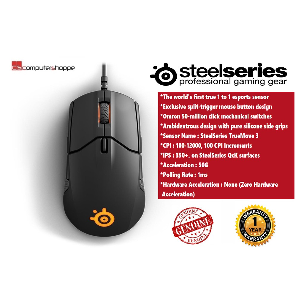 Steelseries Apex M650 Rgb Mechanical Gaming Keyboard Blue Switch Red Shopee Malaysia