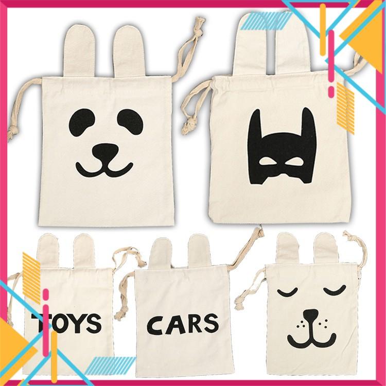 [Malaysia Ready Stock] Kids Room Storage Bag Toys Bag Home Storage