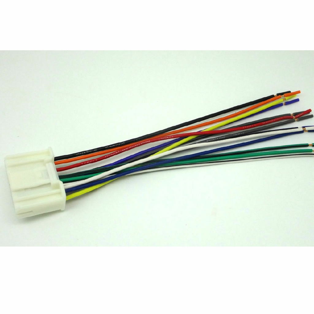 Nissan Frontier Stereo Wiring
