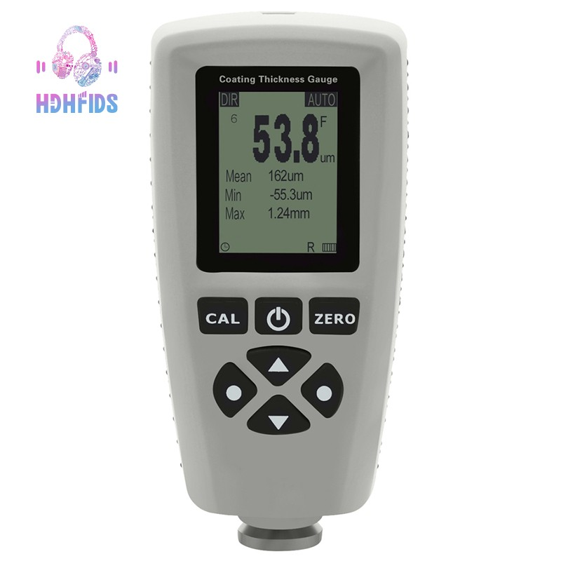 EC-770X Paint Coating Thickness Gauge Meter 0-3000um f// Coating Thickness 0-3mm