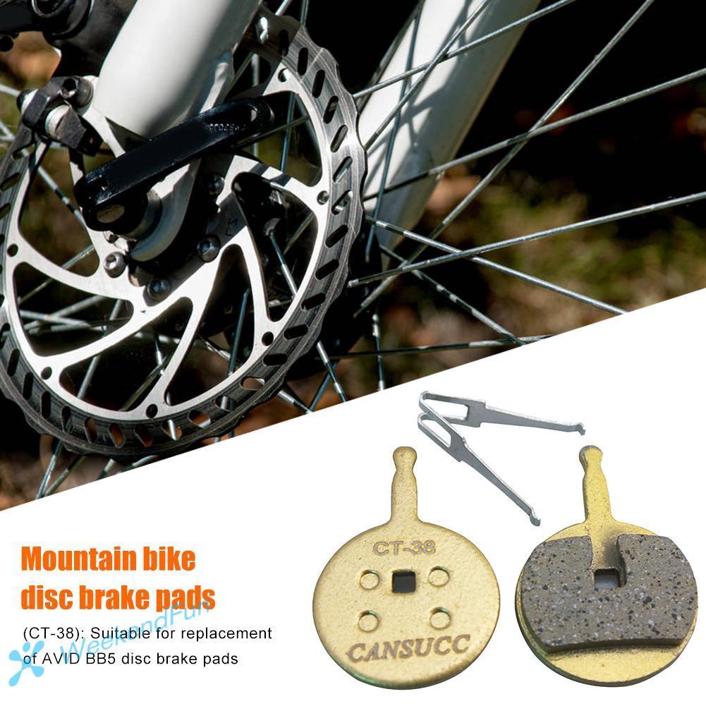 Bicycle bike Disc Brake Pads for AVID BB5 Road