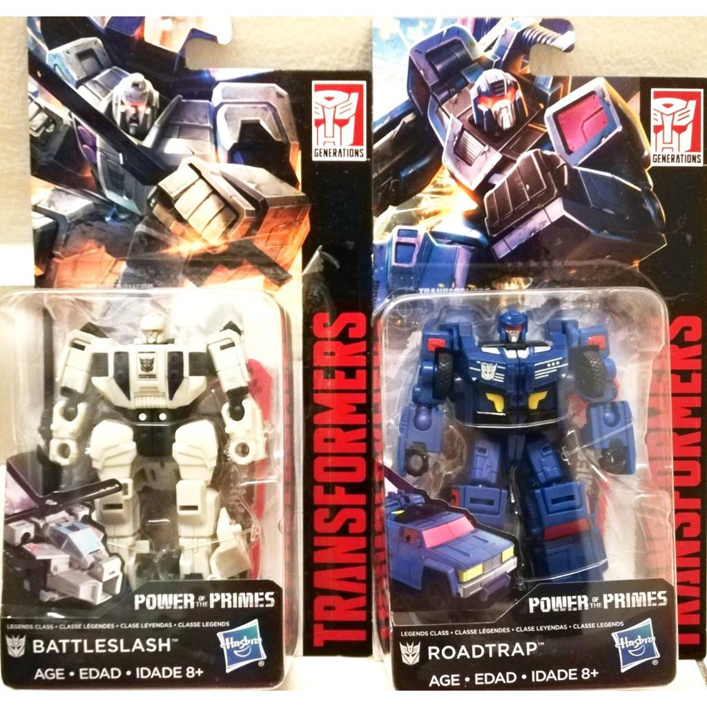 Roadtrap Legends Class Transformers Generations Sealed figure