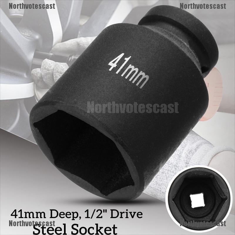 LASER TOOLS 32MM AIR IMPACT SOCKET 1//2 DRIVE STANDARD DEPTH