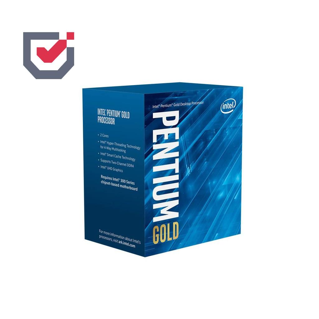 Intel Pentium Gold G5400 Processor 4m Cache 370 Ghz Shopee I3 8100 Cofeelake Series Malaysia