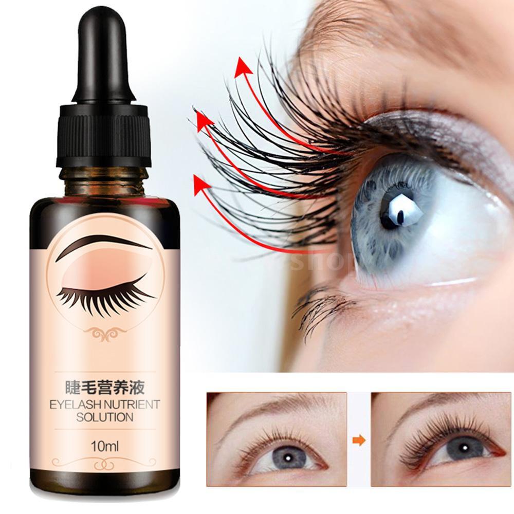 ddb76ab2c96 ENS♈Natural Eyelash Growth Serum Eyelash Enhancer Treatments Liquid Eye Lash  Lon