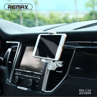 ... Remax RM-C24 Universal Air Vent Car Mount 360 Rotation Phone Holder. like: 1