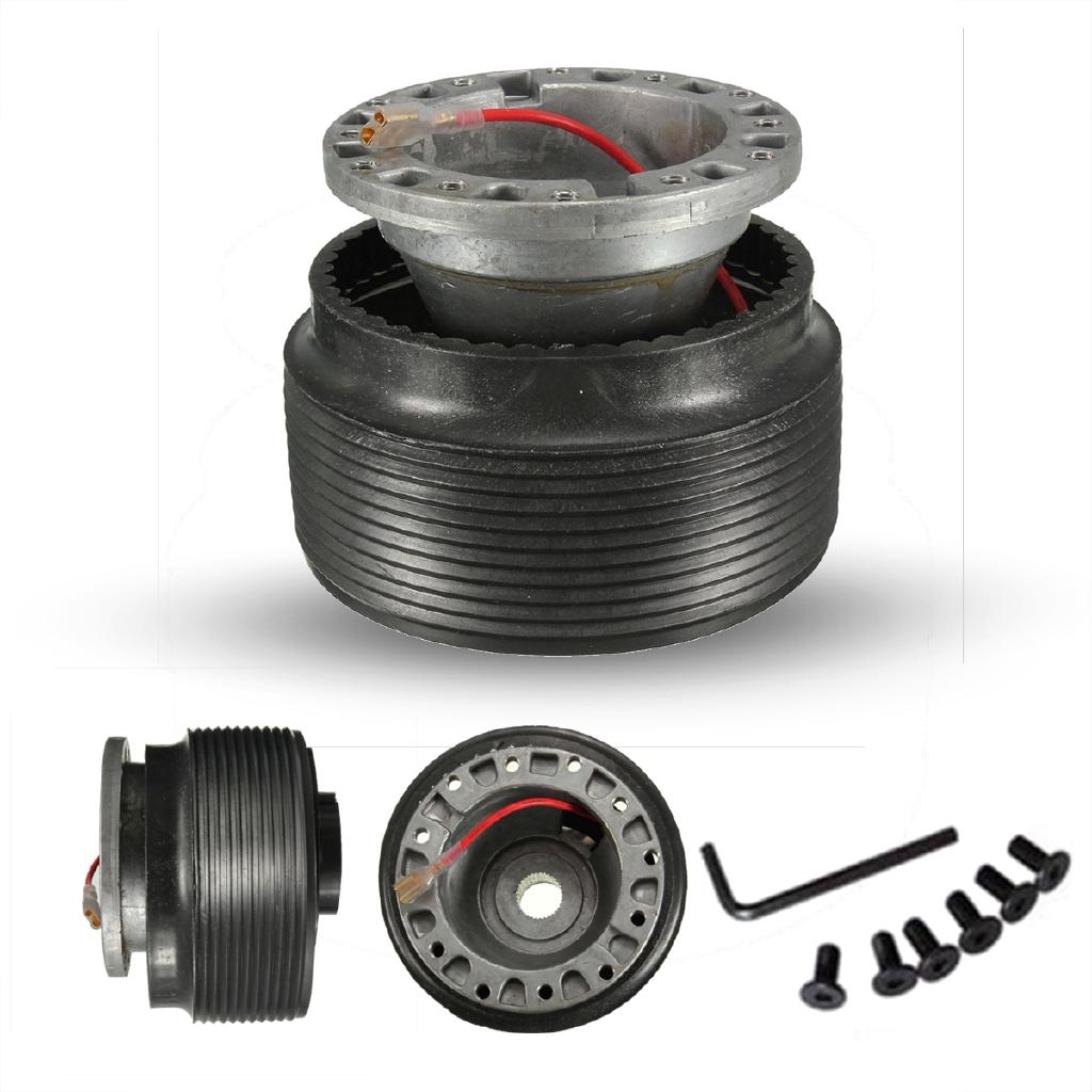 Steering Wheel Race Adapter Hub Boss Kit For Opel Vauxhall Nova Astra Mk1 Mk2