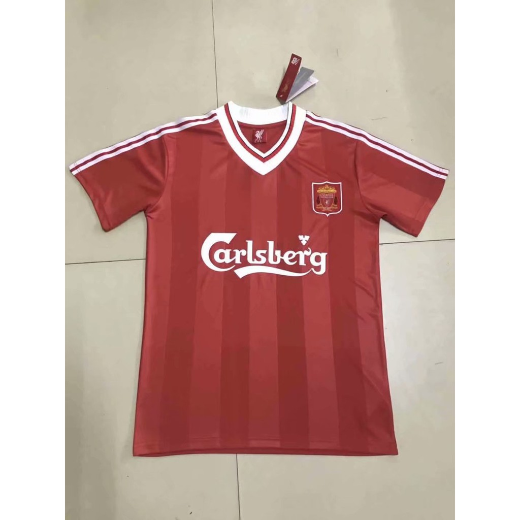 sports shoes ccd7d 1d22f Football Club Liverpool retro jersey, support for printing