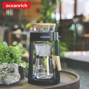 Oceanrich Automatic Pour Over Coffeemaker Cr8350bd Shopee Malaysia
