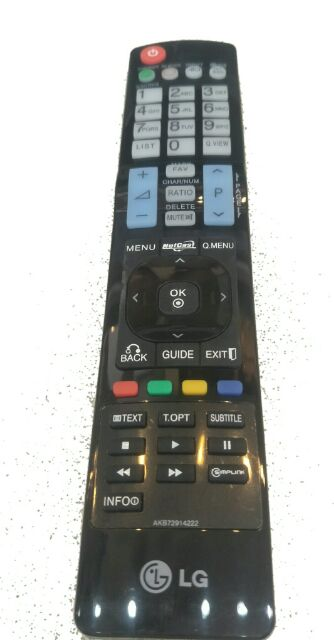 LG smart tv remote (ALL can use)