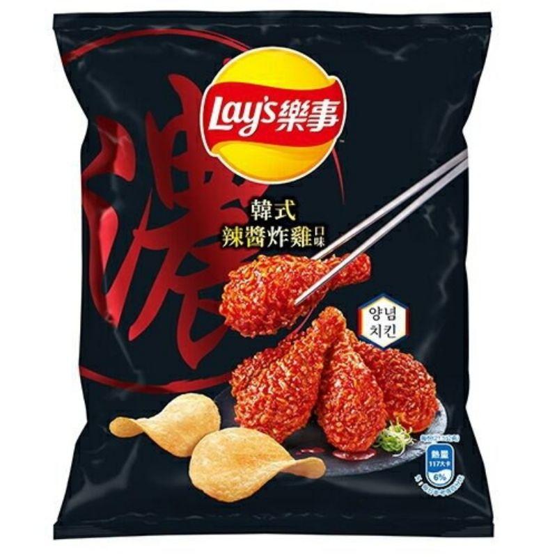 Lay's 台湾乐事限量版洋芋片 43g 薯片 Taiwan Lay's Limited Edition