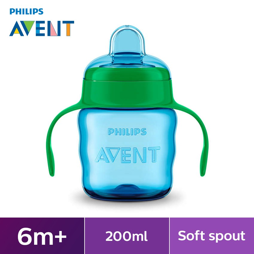 Philips Avent SCF246//00/Soft Spouts for Basic Cup