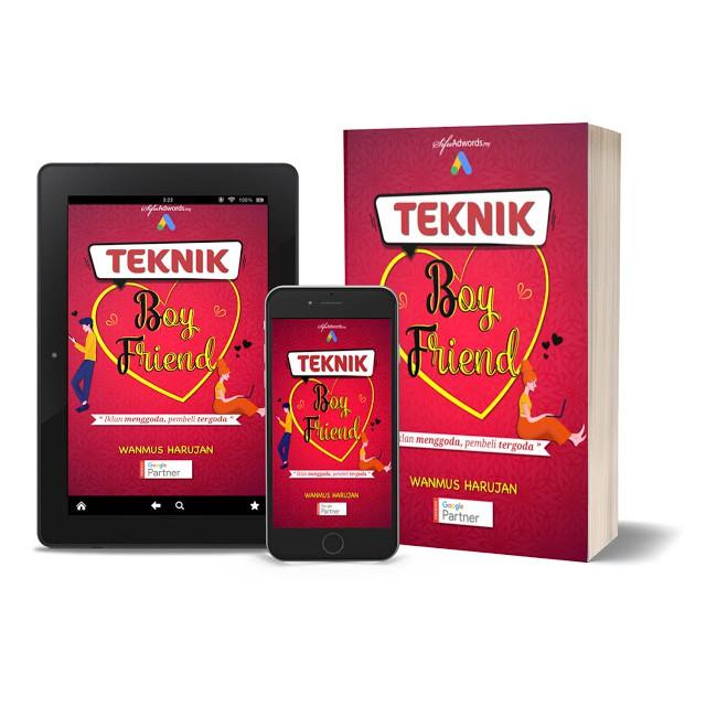[BUAT DUIT] Ebook Teknik Boyfriend by Sifu Adsword