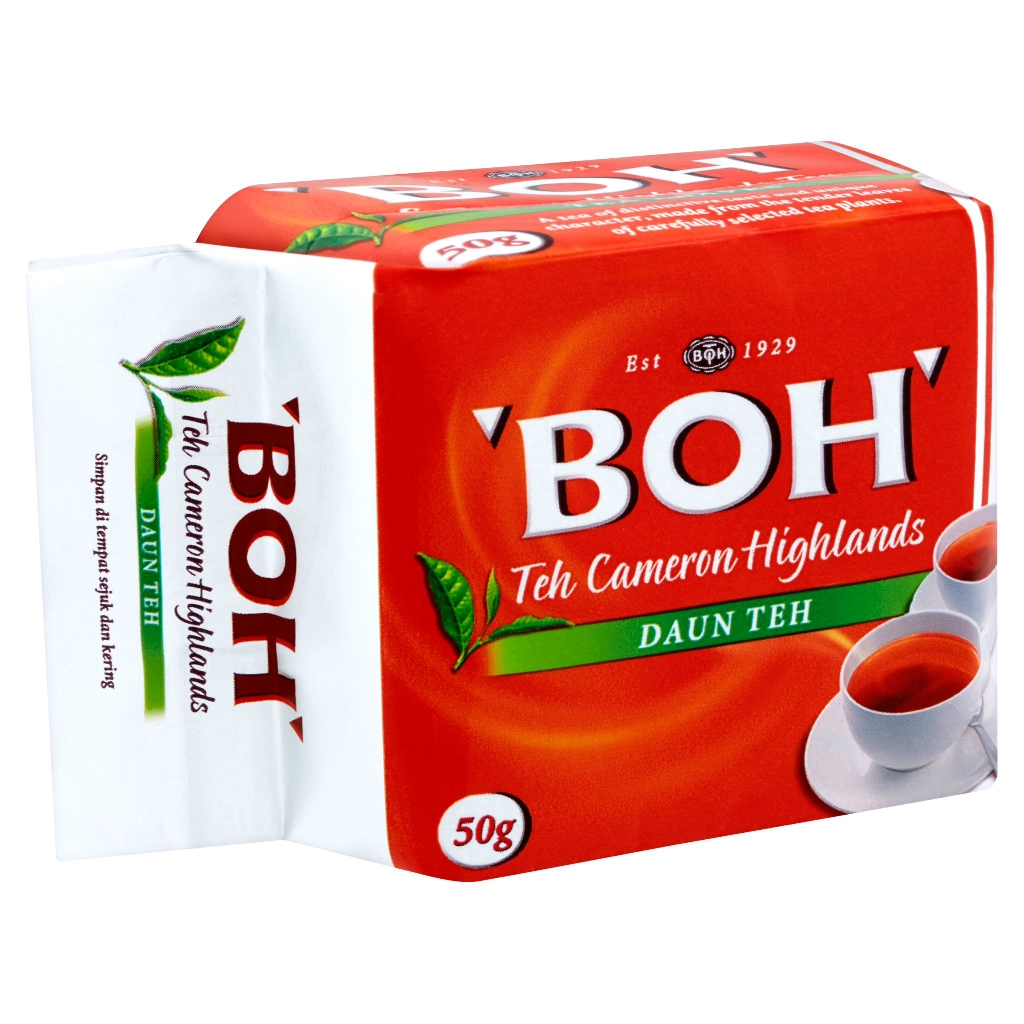 BOH Cameron Highlands Tea Leaves (50g)